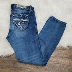 《631》Rock & Republic Nanna Straight Jeans